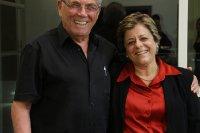Stef Wertheimer & Ada Pelleg