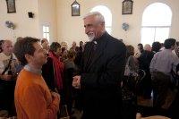 Father Sliman Bshara